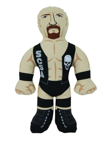 WWE Plush Superstar  Stone Cold Steve Austin DOG Toy. SCSA