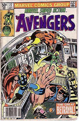 MARVEL SUPER ACTION #27 (FR) 1981