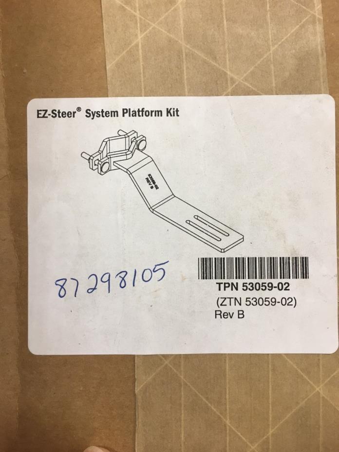 EZ-Steer System Platform Kit