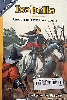 SOCIAL STUDIES LEVELED READER 6-PACK GRADE 5 - Isabella - Queen of Two Kingdoms