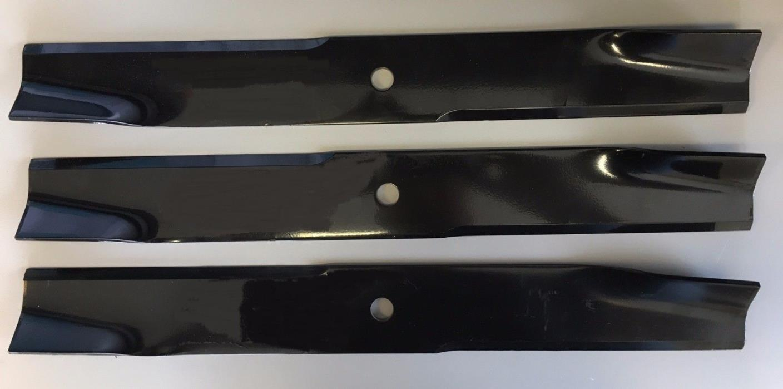 Gravely 5' Finish Mower Blades 08979600 Set of (3)