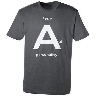 Genuine Audi Type A4 Personality Grey Tee Shirt T-Shirt AWM113GRY XL