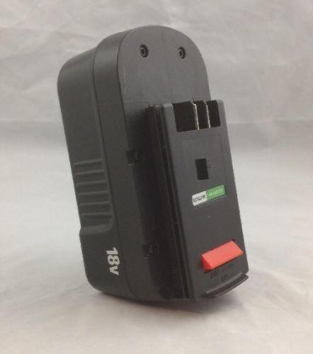 BLACK & DECKER 18V BATTERY 244760-00 & COMPATIBLE for BLACK & DECKER