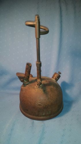 Vintage Aida Express Lantern Base (For Parts or Repair); Steampunk