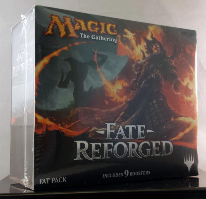 Magic the Gathering MTG FATE REFORGED Factory Sealed Fat Pack - NEW