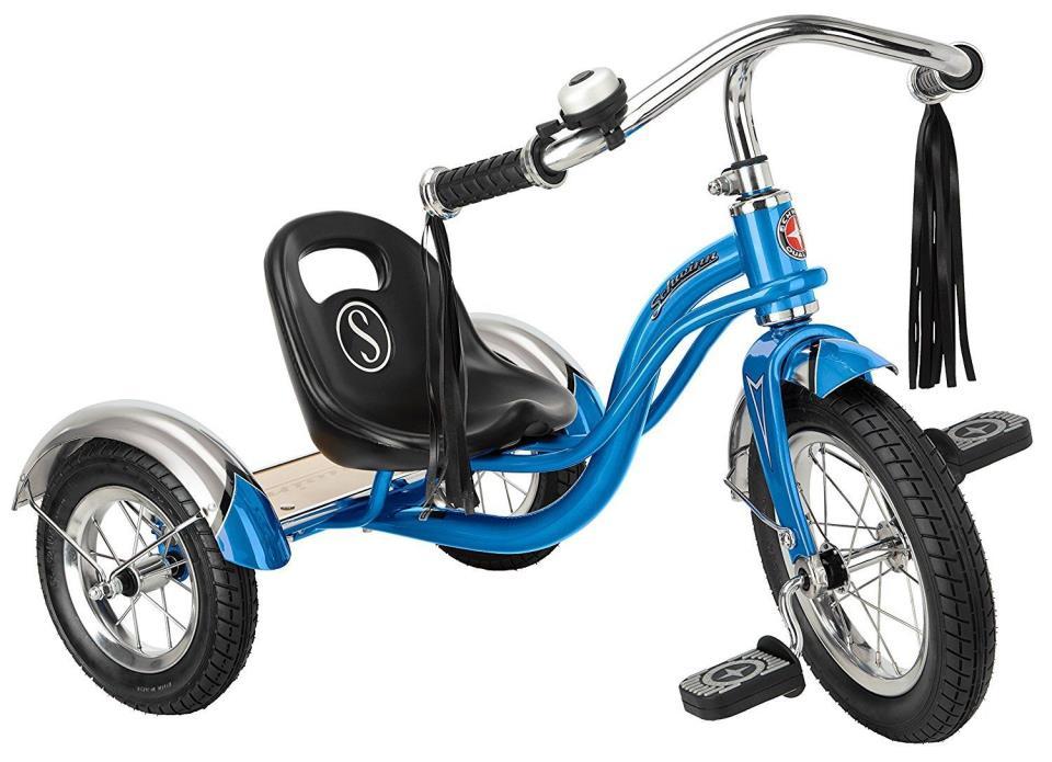 Schwinn Roadster 12-Inch Trike, HOT BLUE