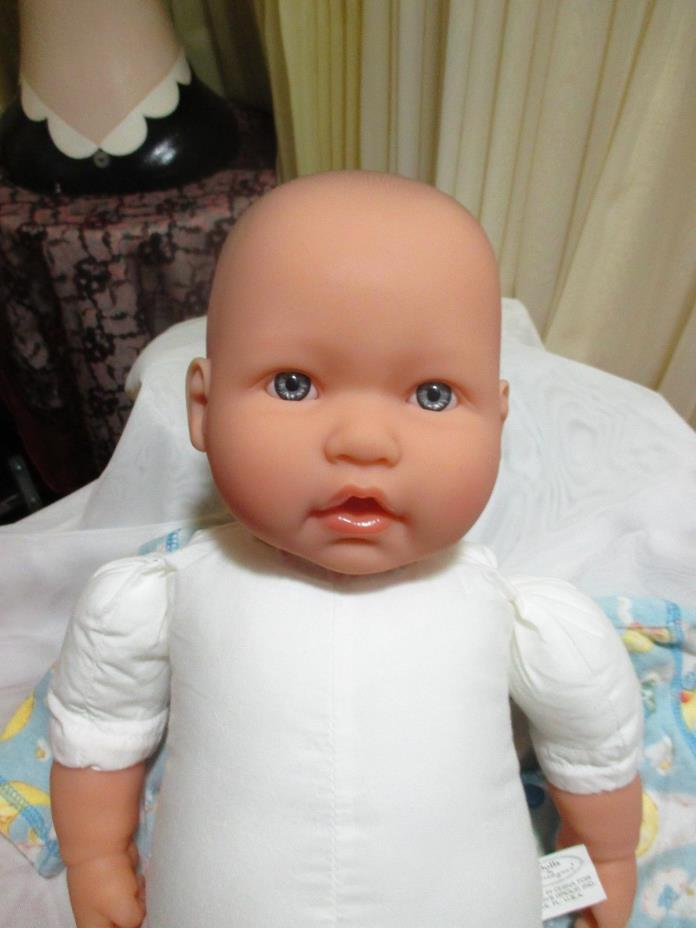 Baby Doll by Berenguer, JC Toys Group, U.S.A. ( slightly used )