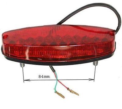 New ATV Red LED Tail Light For ATV 50cc 70cc 90cc 110cc Quad