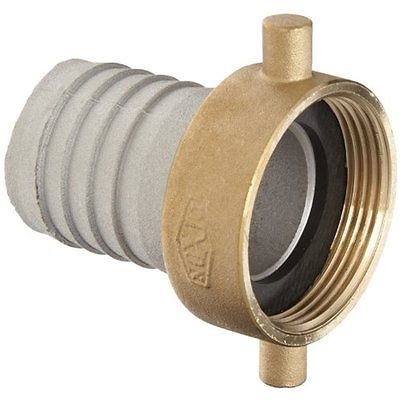 Dixon Fittings FAB150 Aluminum Hose Fitting, King Short Shank Suction Coupling x