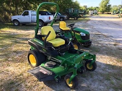 2015 John Deere Z920M Zero Turn Mowers