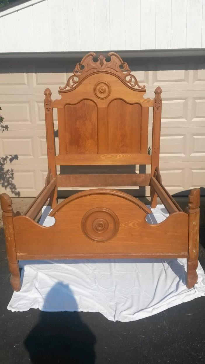 Antique headboard for sale classifieds for Furniture r us markham il