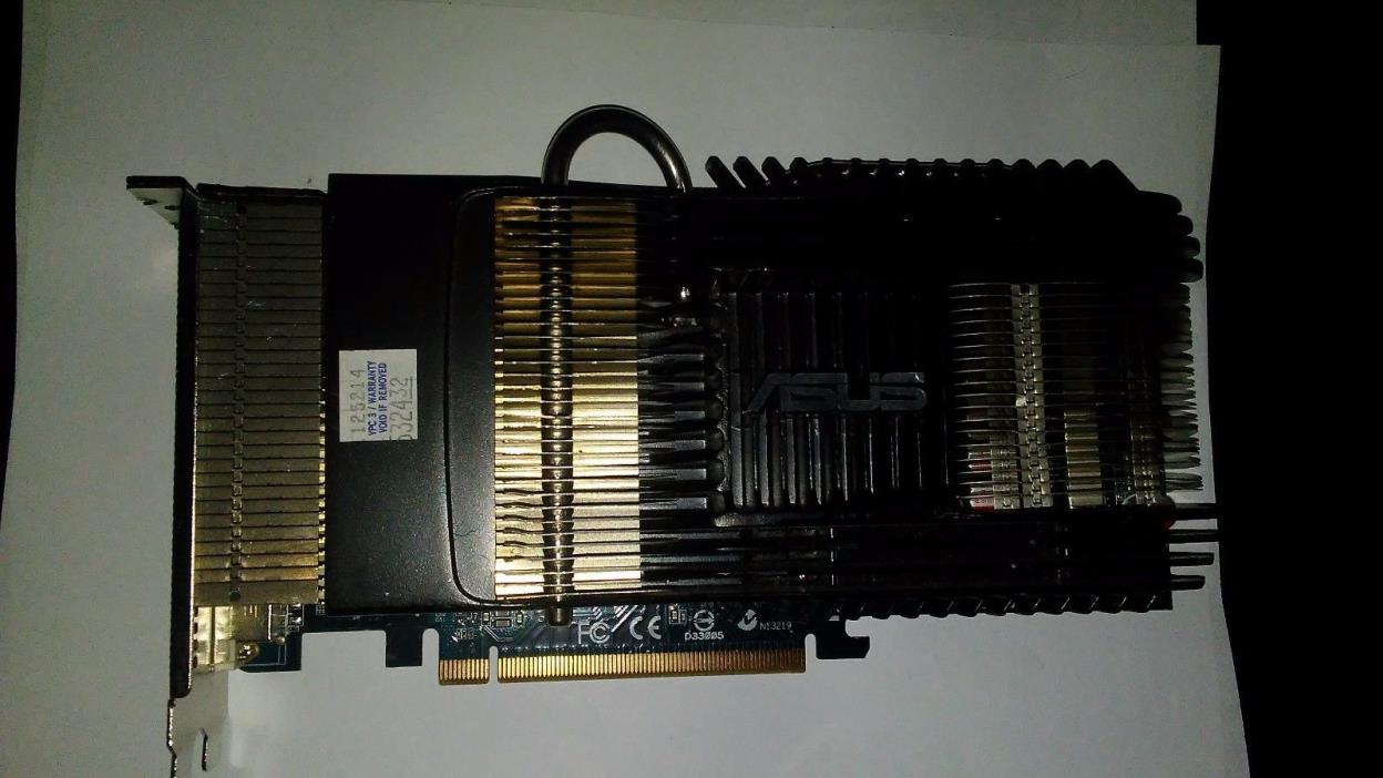 ASUS GeForce 9600 GT DirectX 10 EN9600GT SILENT/2D/512MD3 512MB 256-Bit GDDR3 PC