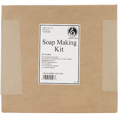 Soap Making Kit-