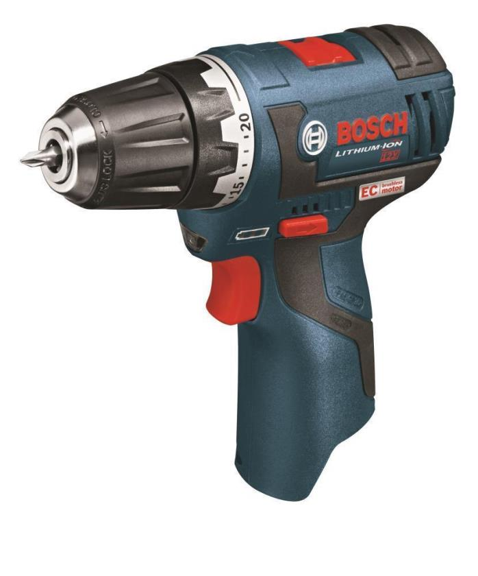 BOSCH-PS32 PS32BN 12 V Max EC BRUSHLESS Lithium 3/8 In. Cordless Drill Driver