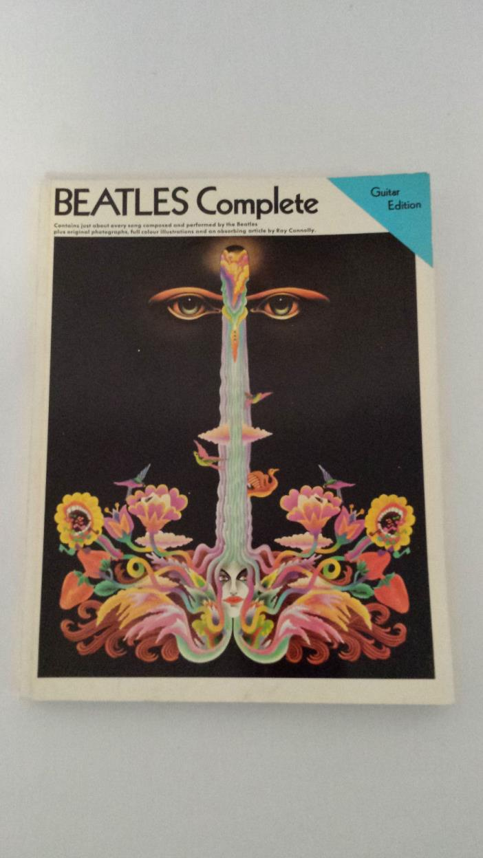 Vintage Song Book BEATLES COMPLETE - GUITAR EDITION