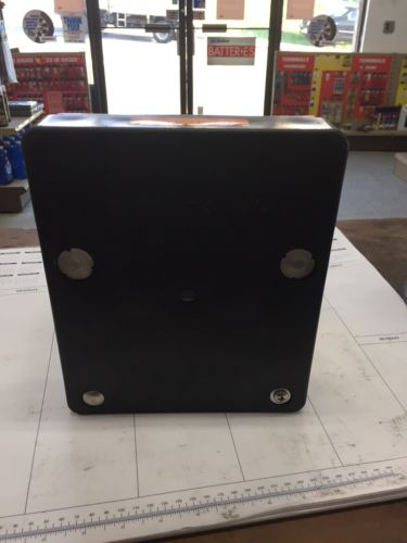 Garelick 71074 Stationary Auxiliary Outboard Motor Bracket 15HP