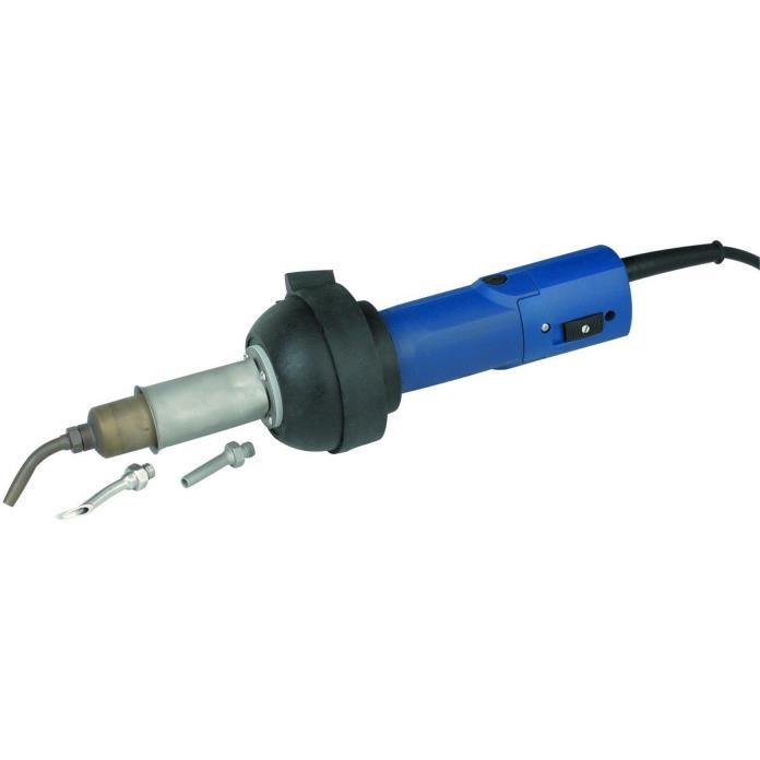 Chicago Electric 1300W Plastic Welding Kit w/ Air Motor & Temperature Adjustment