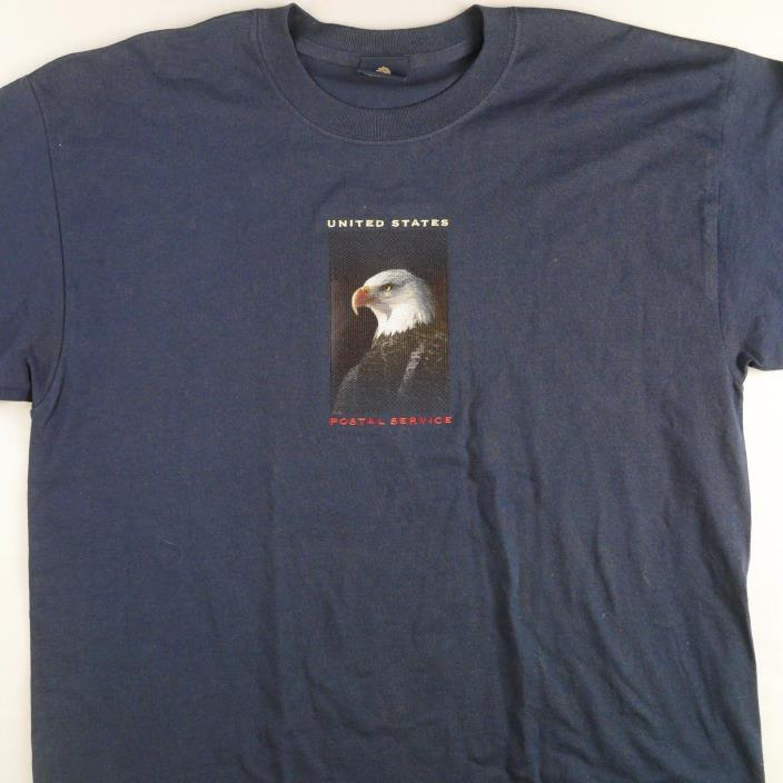 Yesterdays CUSTOM HAND STITCHED EAGLE GRAPHIC Shirt TEE XL