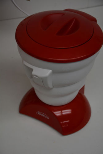 Sunbeam Electric Snow Cone Maker FRSBISBZ-RED