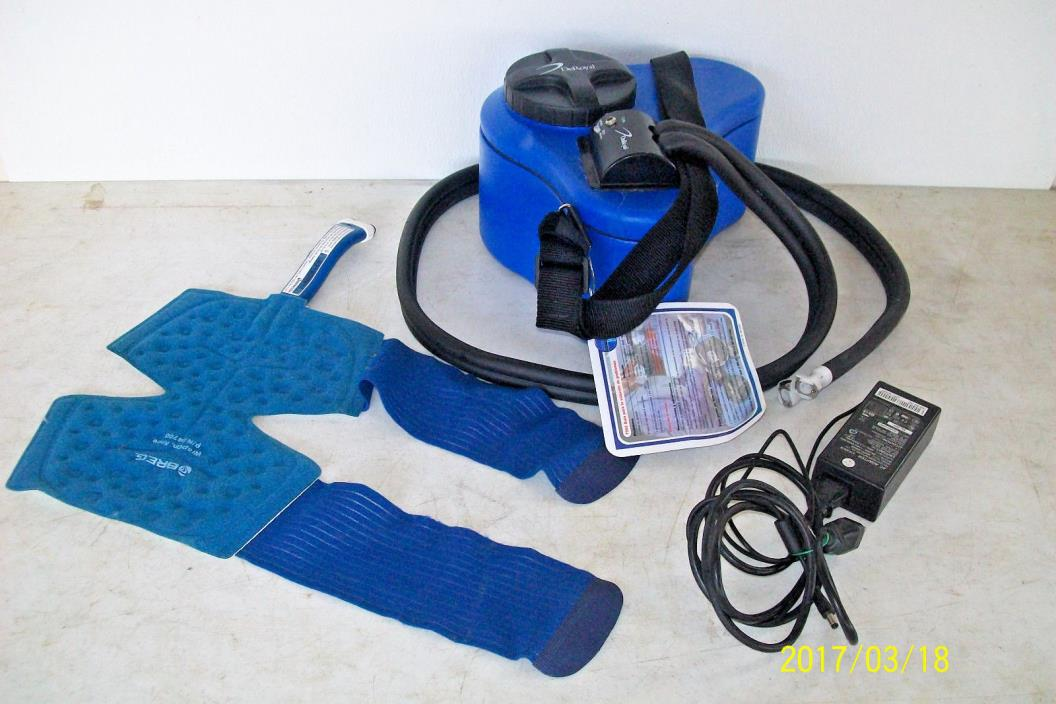 DeRoyal T505 Cold Therapy Unit With Pad