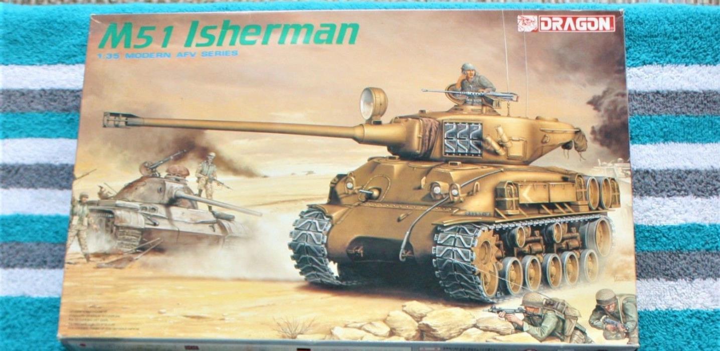 1/35 DRAGON IDF  M-51 ISHERMAN