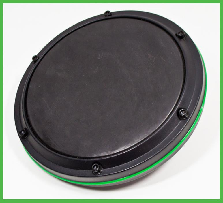 Ion Drum Rocker Electronic Drum Kit Replacement Drum Pad (Green)