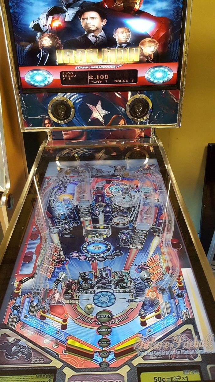 Back To The Future Pinball Machine For Sale Classifieds