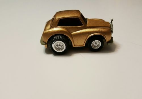 Rolls Royce Gold Micro Car