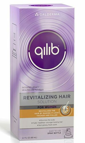 New For Women qilib Revitalizing Hair Solution, Fresh Scent, 2.7 Fluid OZ