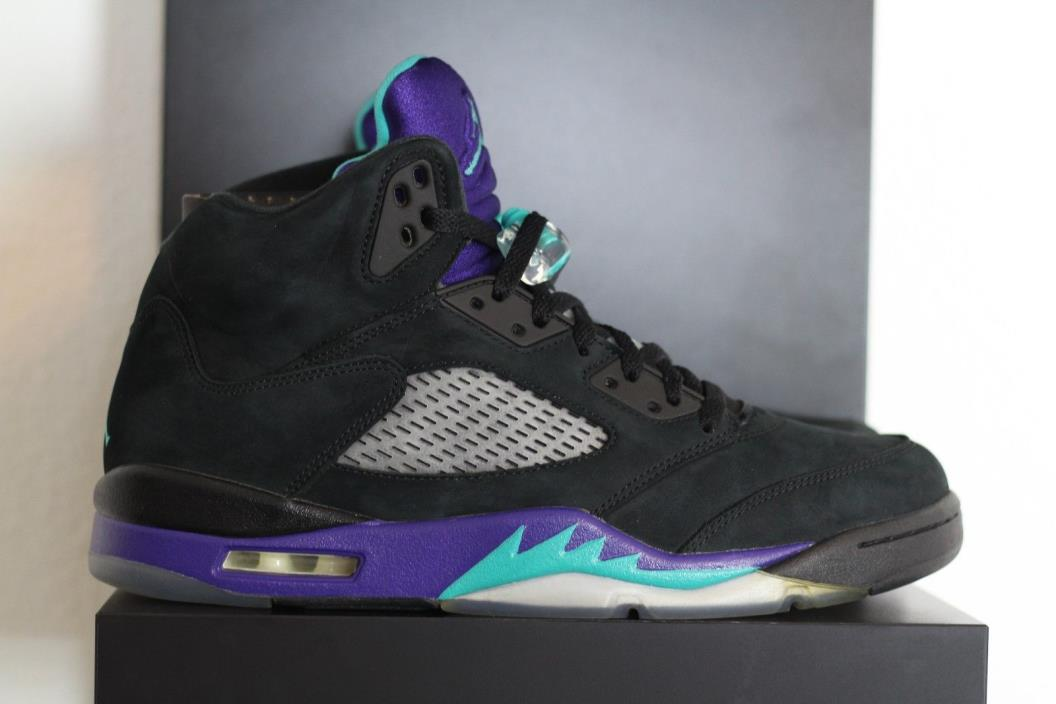 Air Jordan 5 Black Grape 2013 Size 11