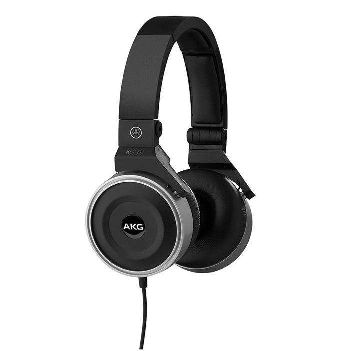 AKG - K67 DJ High-Performance DJ Headphone