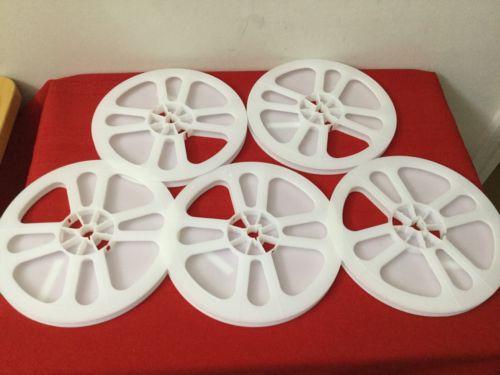 Movie Film Reel 7