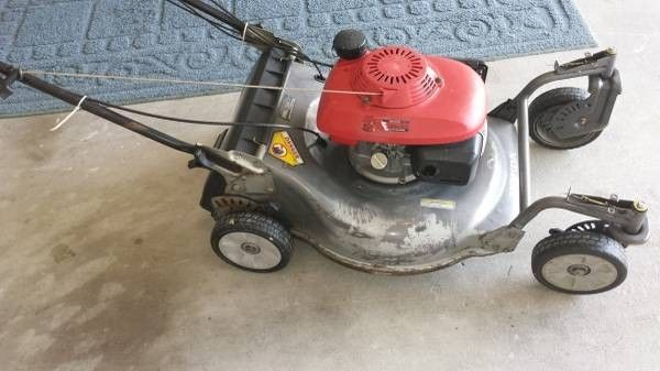 Honda Harmony Lawn Mower For Sale Classifieds