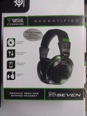 Turtle Beach Ear Force XO SEVEN PRO Gaming Headset for Xbox One (C.Refurbished)