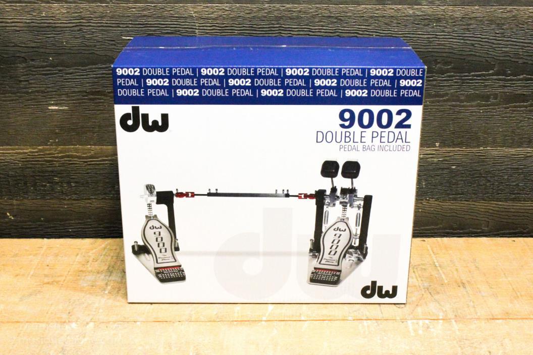 dw 9000 double pedal manual
