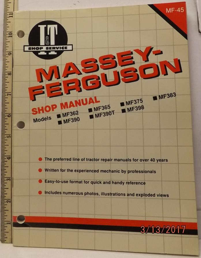 Massey Ferguson 398
