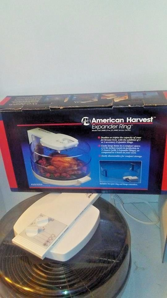 American Harvest JS-2000 Jet-Stream Oven