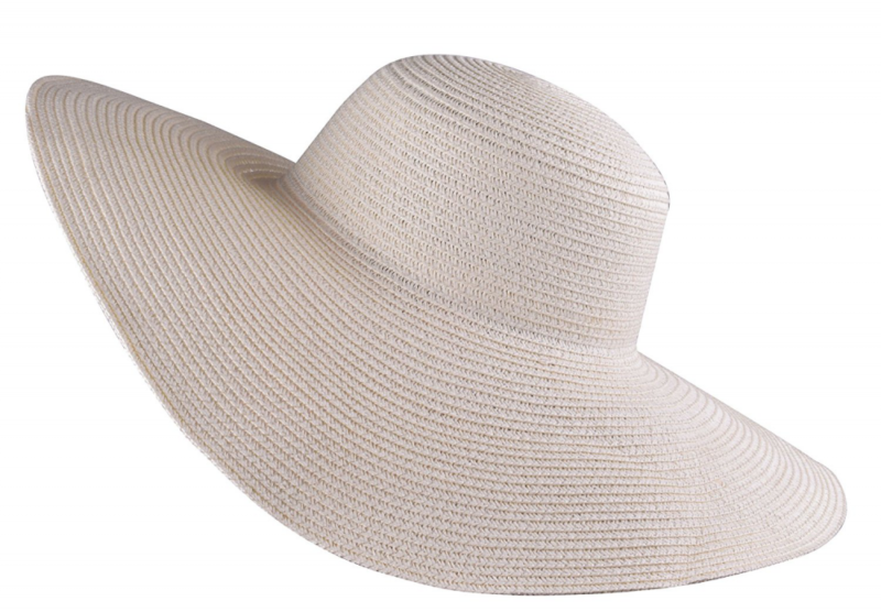 Summer Wide Large Brim Sun Hats Beach Floppy Caps Straw Hat for Women