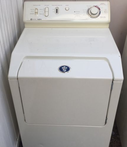 Maytag Neptune Washer & Dryer Set: Front-loading, Matching & Fully Functional