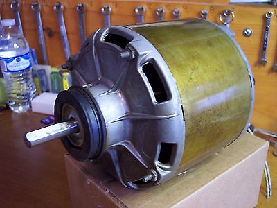 Vintage Maytag commercial ironer /mangler 1/4HP motor by Westinghouse motor only