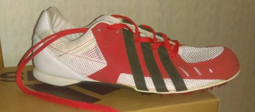 Adidas Womens 9.5 Track and Field Spikes Shoes