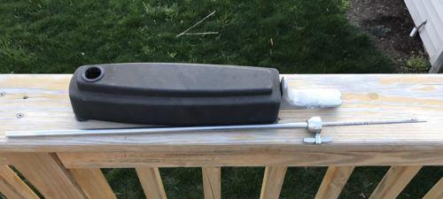 Fender Rhodes original Sustain Pedal Damper And Rod Vintage Set
