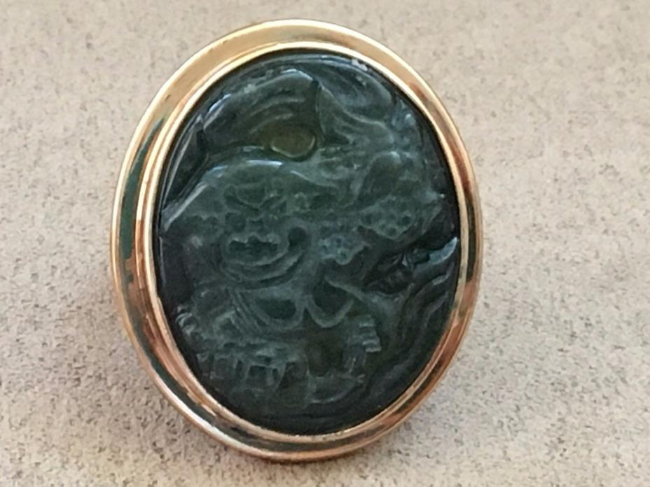 Jade dragon ring for sale classifieds for Pleasant hill coin and jewelry