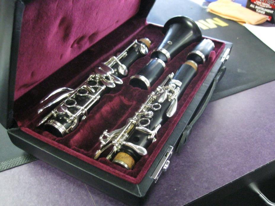 Arthur Uebel Superior Bb Professional Clarinet