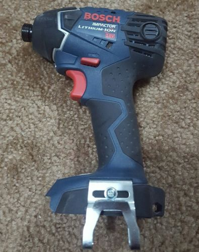 Bosch 18 Volt Cordless Impact - Bare Tool Only - No Battery