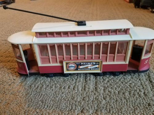 Heinz 57 Street Trolley Car Bank