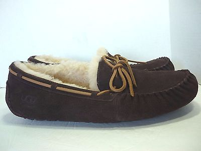 UGG SIZE 13 Men's Olsen Slippers Moccasins 3390 slip on SHOE  100% AUTHENTIC NEW