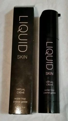 New! Liquid Skin Virtual Creme moisturizer for face 1.7 oz