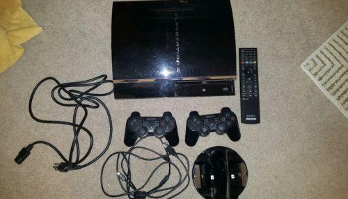 PS3 Fat 120GB