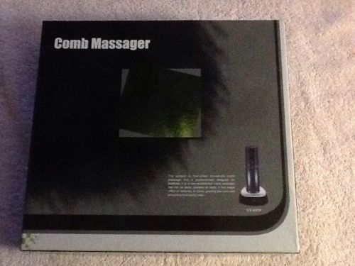 Men's Electronic Comb Massager